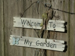Welcome to My Garden....