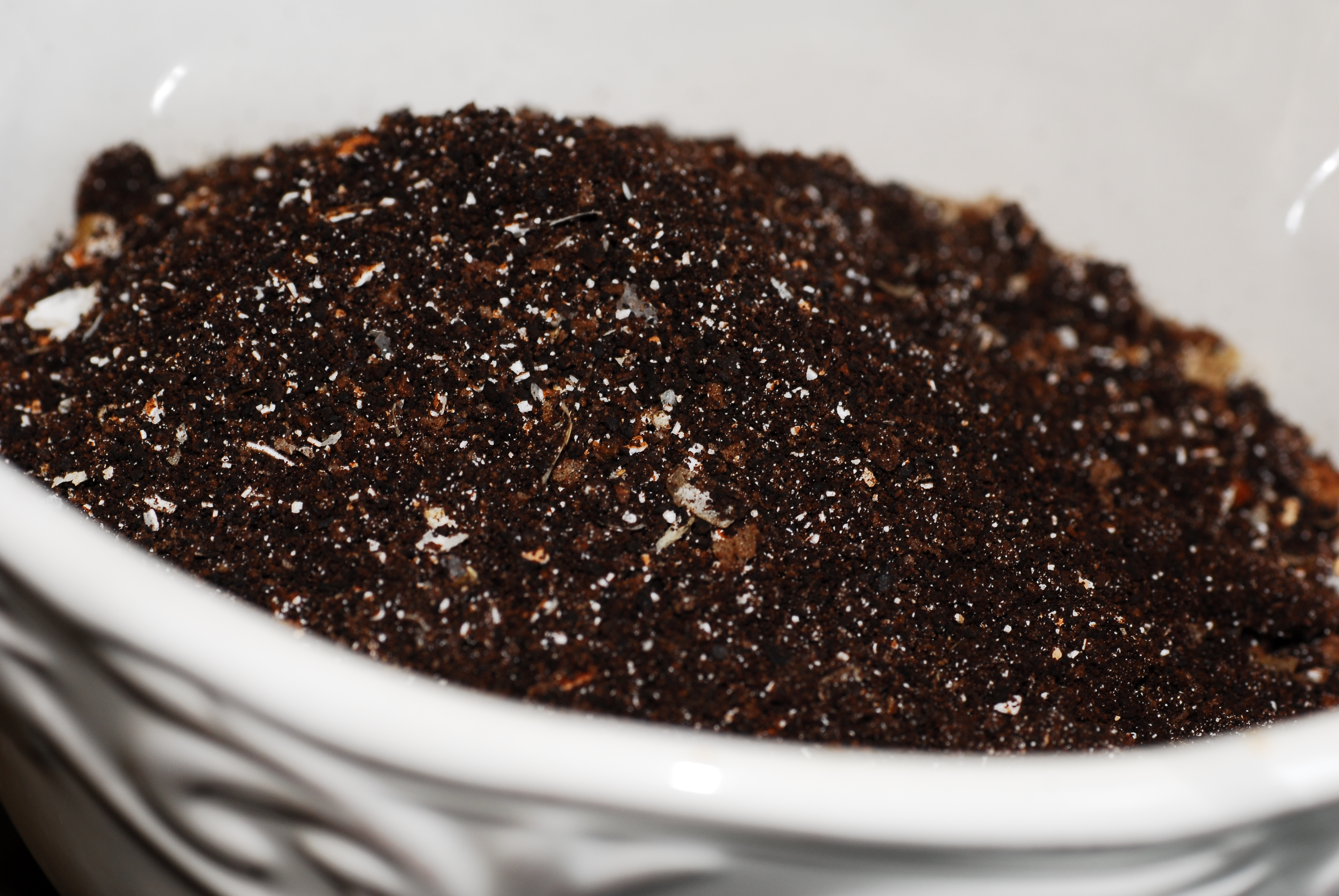 What does it mean if my poop looks like coffee grounds for What does the word soil mean