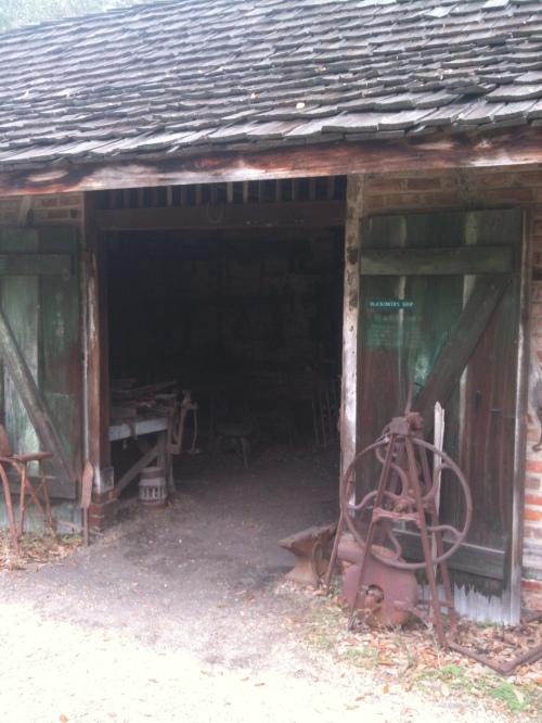 Blacsmith shop